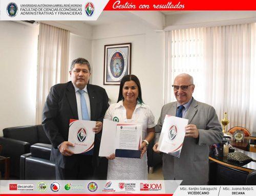 Wagner Siqueira recebe prêmio internacional