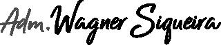 Adm. Wagner Siqueira Logotipo