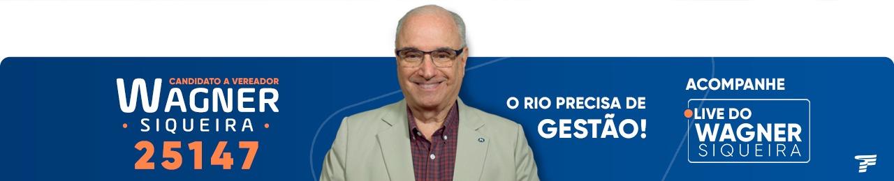 Adm. Wagner Siqueira Logo