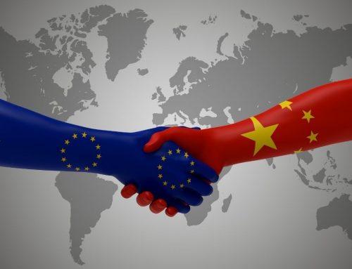 PACTO UNIÃO EUROPÉIA-CHINA